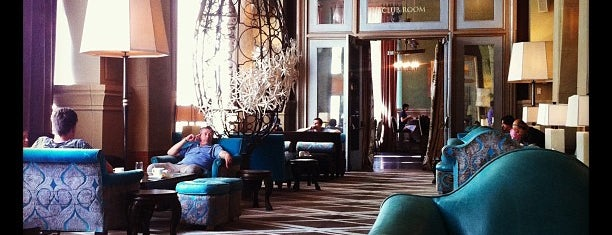 Soho Grand Hotel is one of Jon 님이 좋아한 장소.