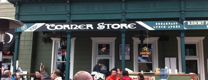 Corner Store Pub & Grill is one of Lugares favoritos de Brandon.