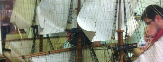 Houston Maritime Museum is one of Do Houston.