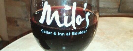Milo's Cellar is one of Las Vegas' Area Hidden Gems.