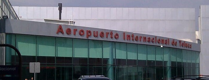 Aeropuerto Internacional Lic. Adolfo López Mateos (TLC) is one of Airports in US, Canada, Mexico and South America.