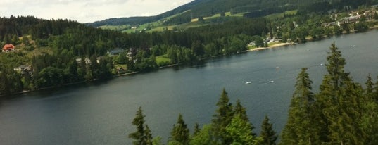 Titisee is one of Lugares favoritos de Dimasik 💣.
