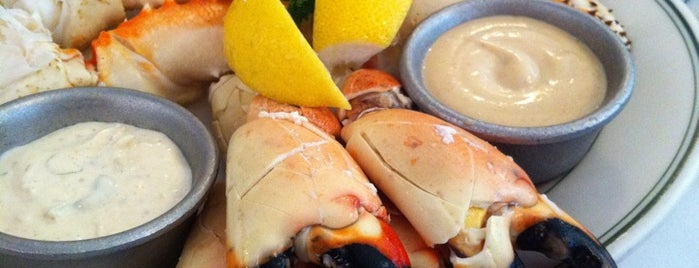 Joe's Stone Crab is one of New Times Best of Miami 10X.
