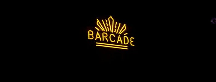 Barcade is one of Video Game & Gamer Bars.