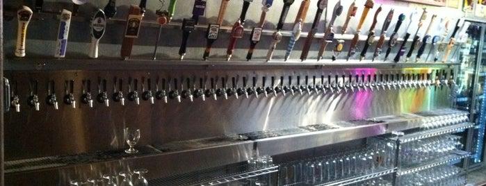 APEX is one of Draft Mag's Top 100 Beer Bars (2012).