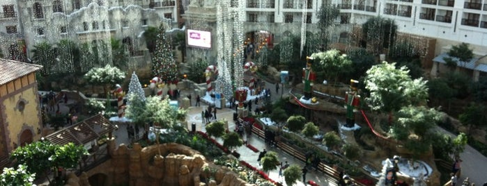 Gaylord Texan Resort & Convention Center is one of Big Country's Favorite Hotels.