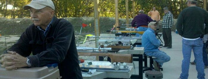 Boerne Shooting Club is one of The Daytripper's Boerne.