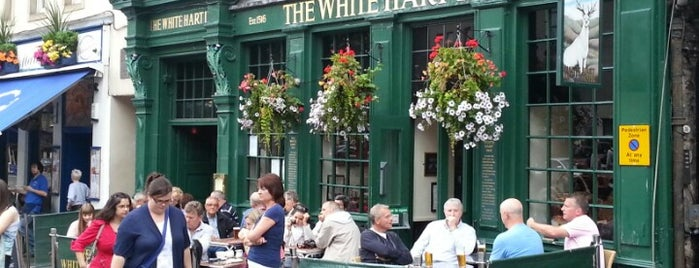 The White Hart is one of Edimburgo.