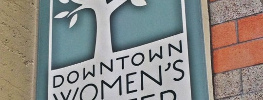 Downtown Women's Center is one of Los Angeles.