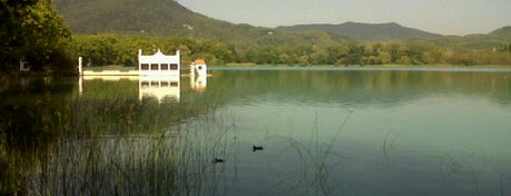Estany de Banyoles is one of Essentials Girona.