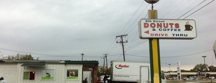 6th Street Donuts is one of Theresa FiftyShades's Liked Places.