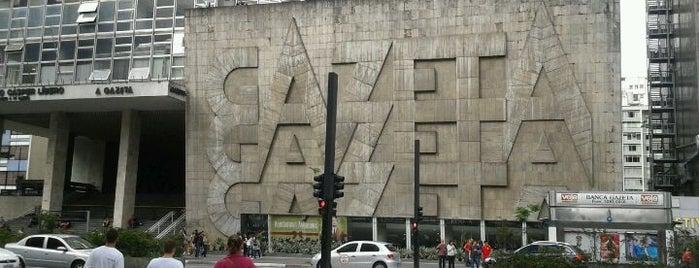 Reserva Cultural is one of Cultura na região da Av. Paulista.