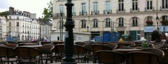 Place du Bouffay is one of France.