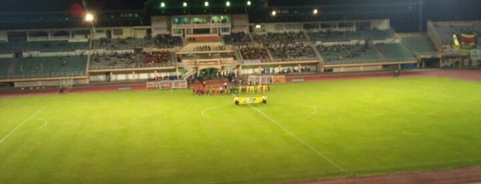 Stadium Darul Aman is one of Attraction Places to Visit.