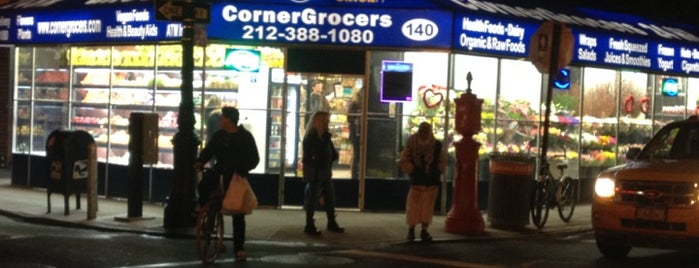 Corner Grocers is one of LES.