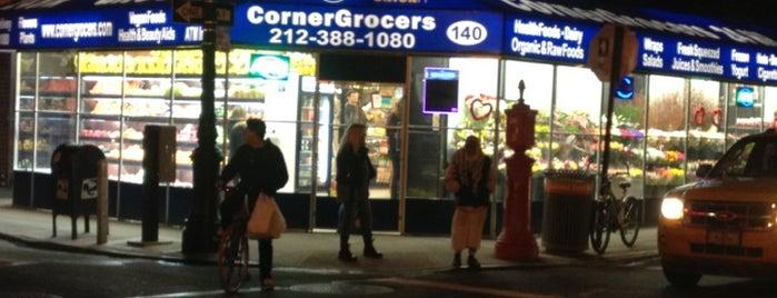 Corner Grocers is one of Locais curtidos por Geraldine  🤡😻😆💋👋.