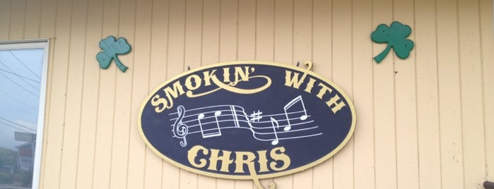 Smokin' with Chris is one of CT's best kept secrets.