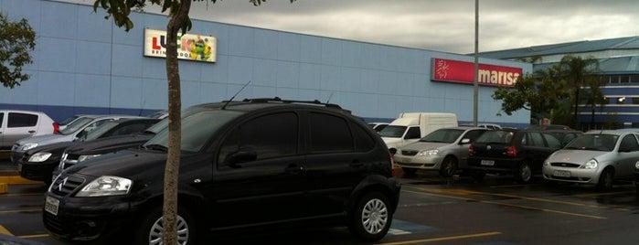 Tivoli Shopping is one of Shoppings e Malls em Americana, Campinas e Região.
