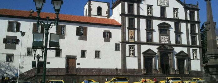 Igreja Do Colégio is one of Funchal #4sqCities.