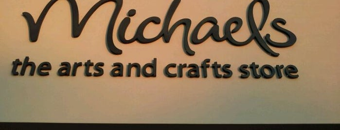 Michaels is one of faves.