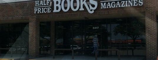 Half Price Books is one of Batya 님이 저장한 장소.