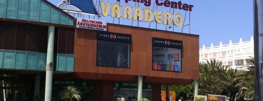 Varadero Shopping Center is one of Prive.