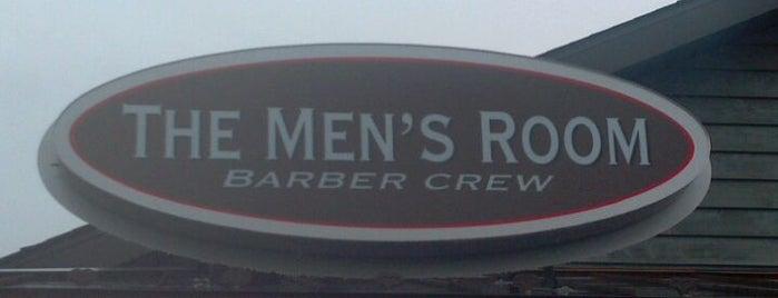 The Men's Room Barber CrewCrew is one of Joeさんのお気に入りスポット.