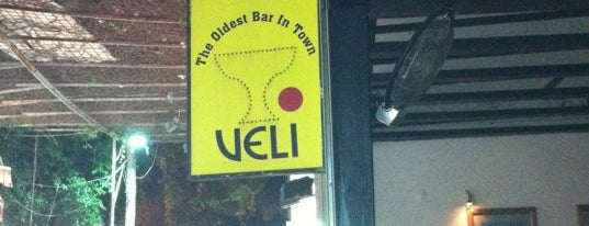 Veli Bar is one of Bodrums' populars.