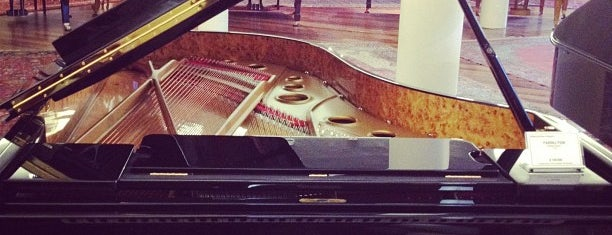 Piedmont Piano Company is one of East Bay Attractions.