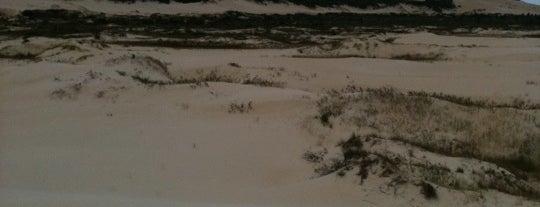 Dunas da Praia da Joaquina is one of Melhores Praias.