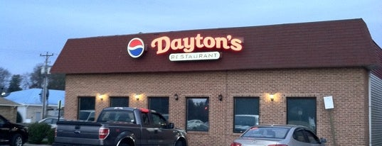 Dayton's Family Restaurant is one of Cece's Places-2.