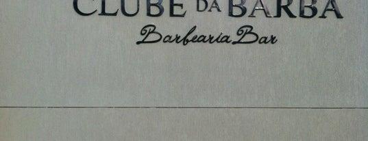 Clube da Barba is one of *****Beta Clube*****.