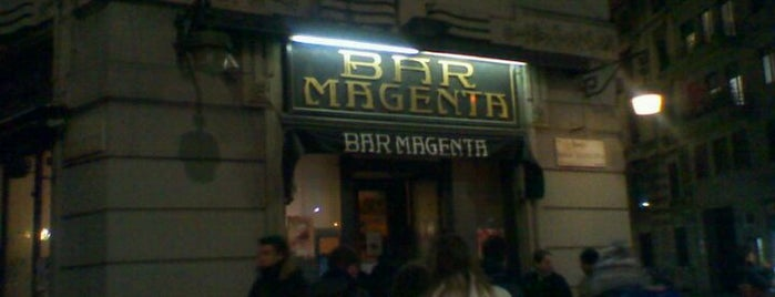 Bar Magenta is one of Milano.