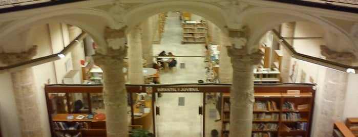 Biblioteca Pública De Valencia is one of Conferencias / Debates.