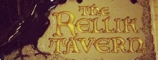 The Rellik Tavern is one of Lieux qui ont plu à Jay.