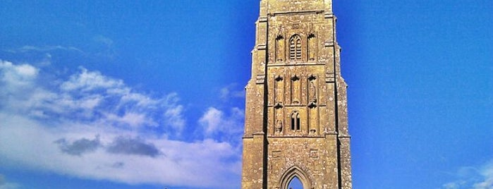Glastonbury Tor is one of Orte, die Carl gefallen.