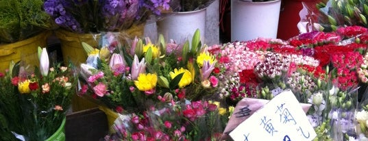 Mongkok Flower Market is one of 101个宿位,在香港见到你死之前 - 101 places in Hong Kong.