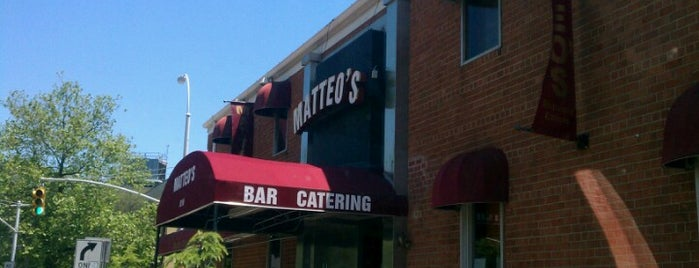 Matteo's is one of Lizzieさんの保存済みスポット.