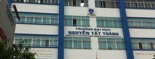 Đại học Nguyễn Tất Thành is one of du lịch - lịch sử.