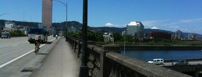 Burnside Bridge is one of Portlandia.