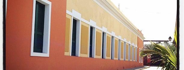 Museo de San Juan is one of Puerto Rico.