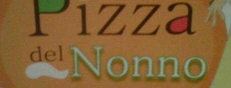 PIzza del Nonno is one of Leonardo'nun Kaydettiği Mekanlar.