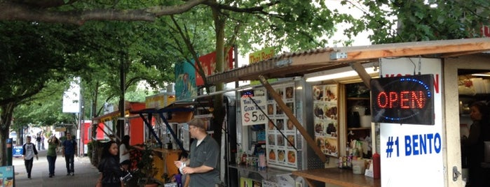 Alder Food Carts is one of Portland.