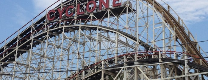 The Cyclone is one of 101 Places to Take Your Family in the U.S..