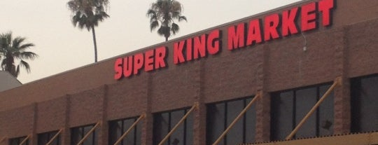 Super King Market is one of Posti che sono piaciuti a Enrique.