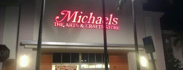 Michaels is one of Locais curtidos por Don.