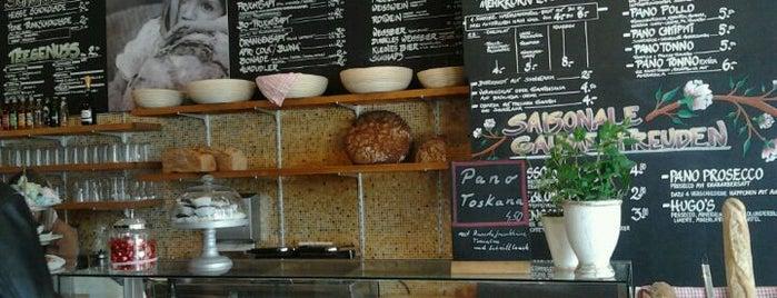 Pano Brot & Kaffee is one of Pasavul : понравившиеся места.