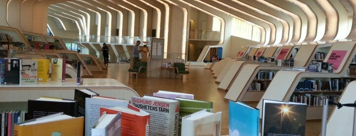Vennesla Kulturhus is one of Books everywhere I..