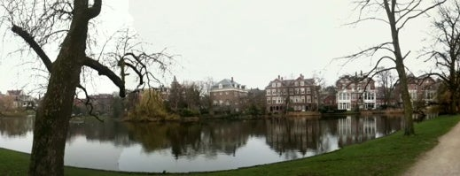 Vondelpark is one of Amsterdam: student edition.