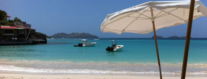 Nikki Beach is one of Anguilla and St Barths.